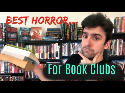 Top Horror Novels for Book Clubs + Discussion Ideas