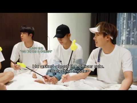 [ENG SUB] BTS 2018 Season's Greetings full