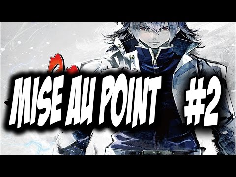 Mise au point #2 (big bang beat REVOLVE gameplay)