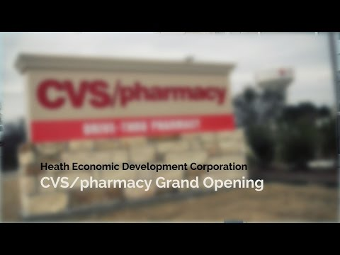 CVS/pharmacy Opens In Heath, TX