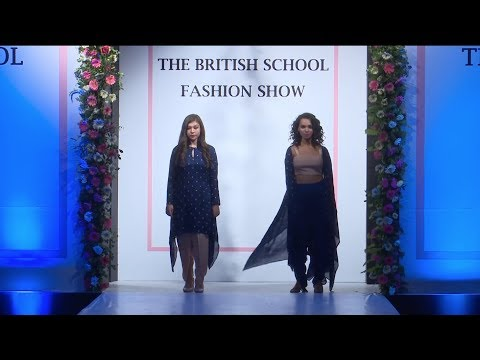 The British School Kathmandu Fashion Show 2019 For Project Chautara Youtube
