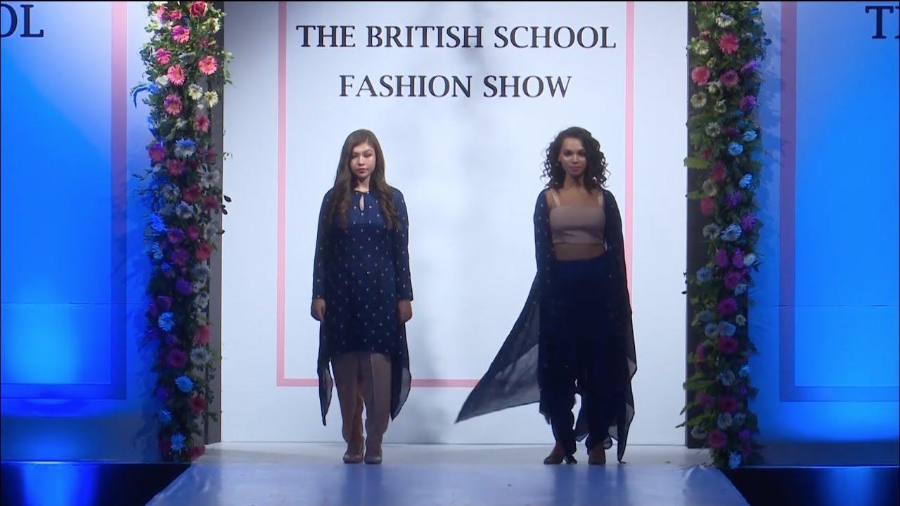 The British School Kathmandu Fashion Show 2019 For Project Chautara Youtube