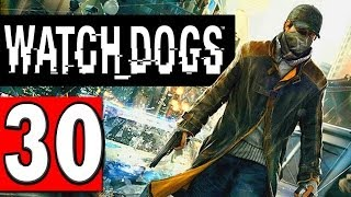 """Watch Dogs Walkthrough Part 30 MISSION FOR THE PORTFOLIO """"Watch Dogs PS4 XBOX PC"""""""
