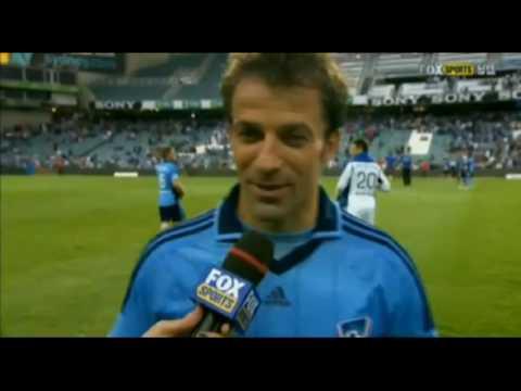 Alessandro DEL PIERO 4 GOALS SYDNEY FC