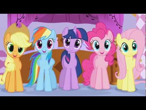 My Little Pony: Friendship Is Magic - Equestria Girls [1080p] *Old Version*