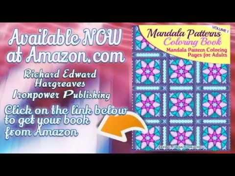 Mandala Patterns Coloring Book