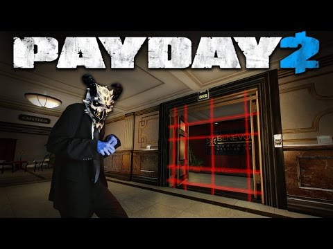 Entrapment (PAYDAY 2 Achievements) Big Bank - One Down, Solo Stealth