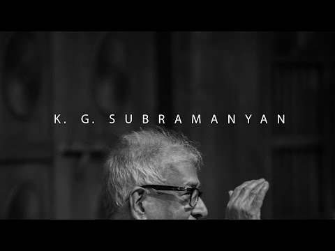 Artist Interview: KG Subramanyan | Kochi-Muziris Biennale 2014