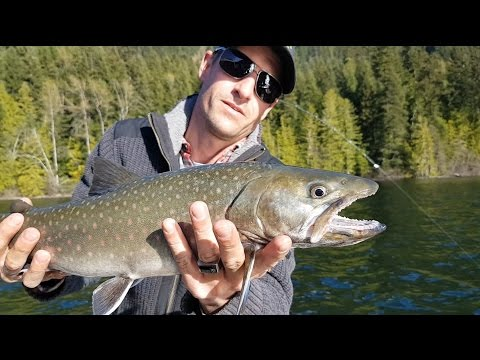 Exclusive Freshwater  fishing trips in British Columbia Canada