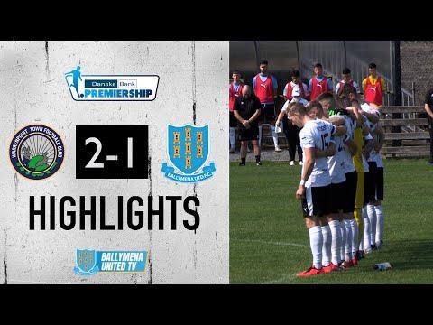 Warrenpoint Ballymena Goals And Highlights