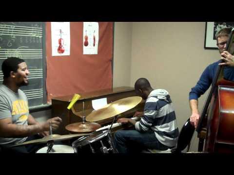 3. Berklee Jazz Workshop Audition 2012 - Jordan Williams - Beatrice