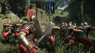 Ryse Son of Rome - All Cinematics/Cutscenes Full Movie 1080p