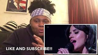 Camila Cabello Never Be the Same Dancing on Ice 2018 (Reaction )