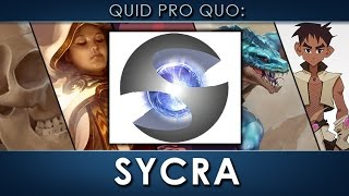 Quid Pro Quo, with SYCRA! (Artist Interview)