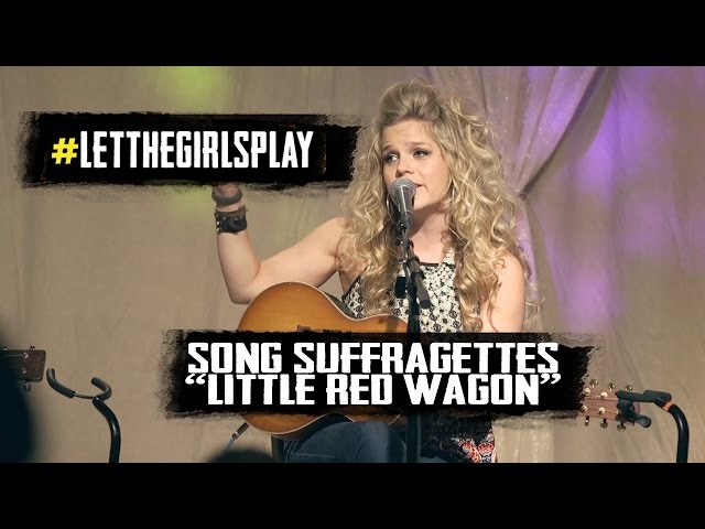 Little Red Wagon By Miranda Lambert Covered By Song Suffragettes