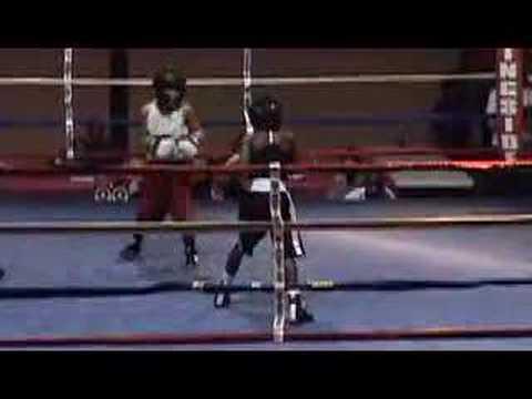 Mack vs. Carlos East Coast Silver Gloves Finals
