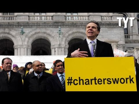 Charter Schools & Establishment Dems: A Love Story