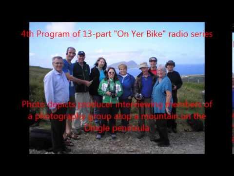 On Yer Bike Along Ireland's Western Seaboard- Prog.4 of 13- [28 minute radio program]