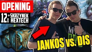 DIS vs. JANKOS 1v1 - OPENING SKRZYNEK HEXTECH W LEAGUE OF LEGENDS!