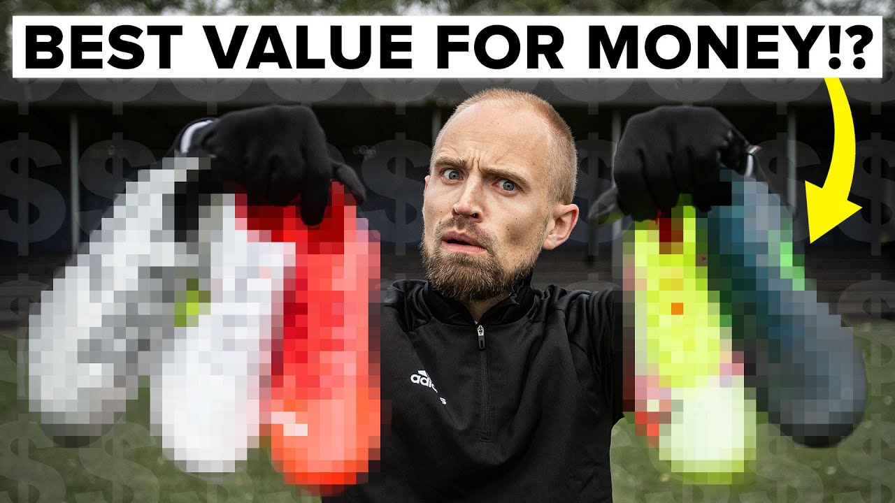 Top 5 best affordable football boots under $150