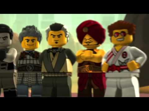 LEGO Ninjago - Everything YOU need to know about the Elemental Masters - Timeline Analysis #4