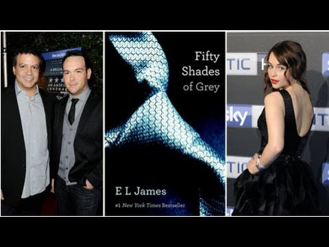 Fifty shades of grey movie news new producers and for Youtube 50 shades of grey movie