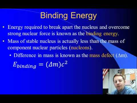 High School Physics - Mass Energy Equivalence