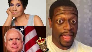 Shuler King - Aretha Franklin's Funeral Lasted 6 Months. John McCain's Lasted An Hour!!! thumbnail
