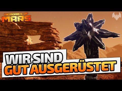 Wir Sind Gut Ausgerüstet - ♠ Memories Of Mars ♠ - Deutsch German - Dhalucard