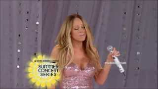 [HD] Mariah Carey - We Belong Together - Live on Good Morning America