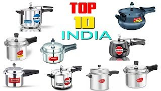 Top 10 Best Pressure Cookers  n  ndia With Price 2020