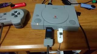 Playstation classic 64gig hack