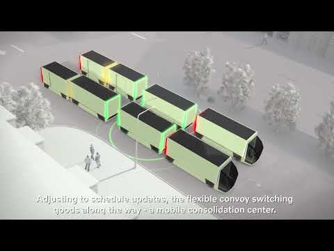 Volvo Group: Smart Societies - New transportation opportunities (Eng sub)
