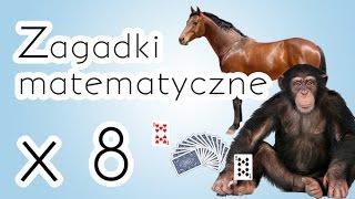 8 zagadek matematycznych