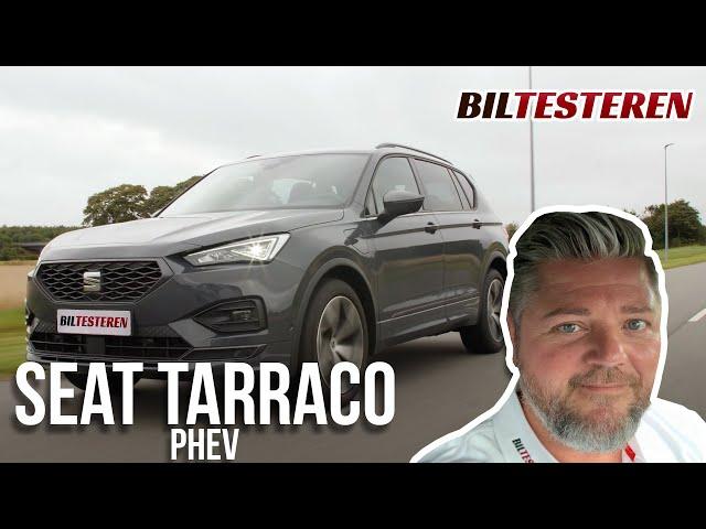 Fin, meeen....  Seat Tarraco PHEV (test)