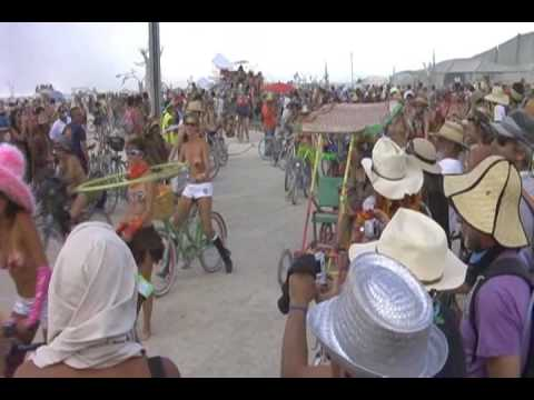 Burning Man 2016 - Hot Babes of The Playa from YouTube · Duration:  1 minutes 9 seconds