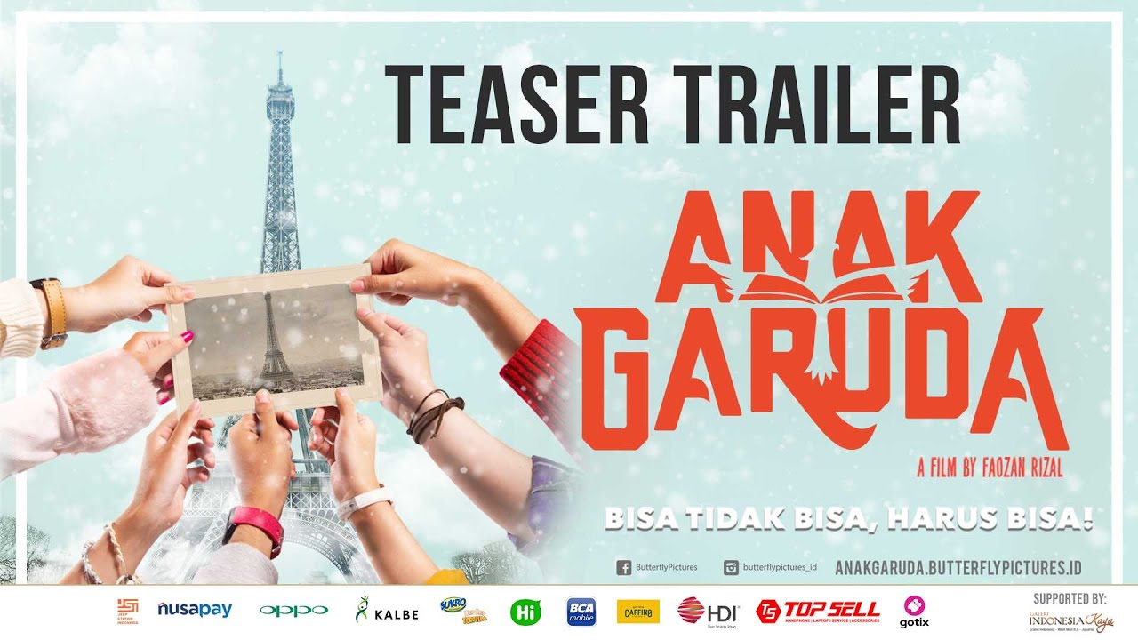 Official Teaser Anak Garuda Youtube