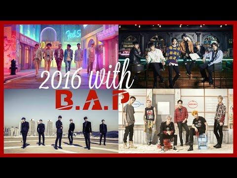 2016 with B.A.P (B.A.P Rewind 2016)