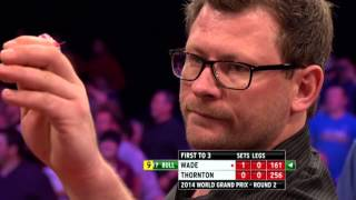 After an incredible month of darts, pdc twitter followers voted for james wade as the player october. here's why...subscribe exclusi...