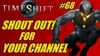 Shout out for your channel #68: Timeshift! (PC gameplay-commentary)