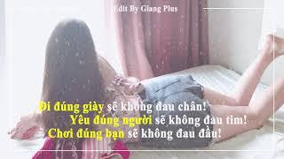 Quên Đi Thì Hơn Remix - Nguyễn Thạc Bảo Ngọc - Edit By Giang Plus