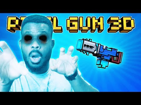 SO THIS WEAPON LAUNCHES GHOST!! L Pixel Gun 3D