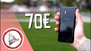 Samsung Galaxy S8 für 70€! - Wie gut sind Fakes? | OwnGalaxy