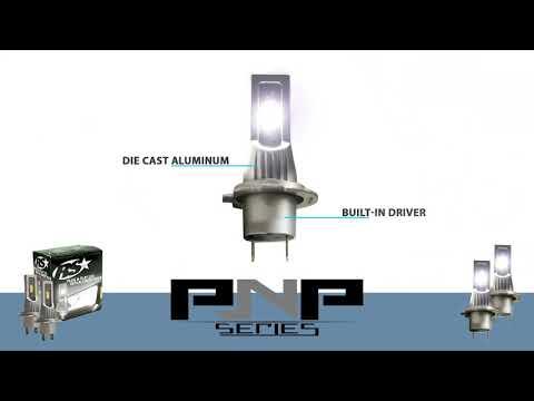 PNP LED Headlights From Race Sport Lighting