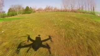 Download Vol de mon drone Dji F550 NAZA ~ [IRL] #Airaustra2 MP3 song and Music Video