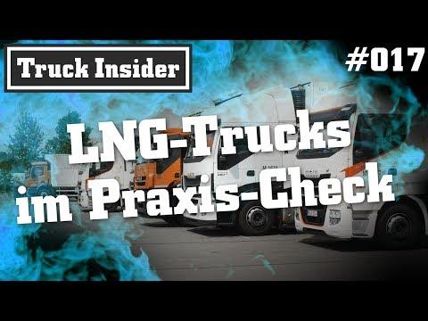 Truck Insider: LNG-Trucks im Praxis-Check   Folge 17