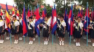 The best Primary school in Cambodia