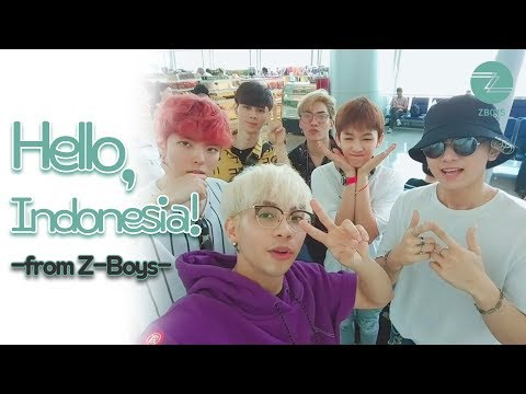 [Z-Boys] Goodbye Vietnam, Hello Indonesia
