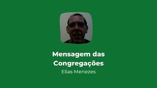 Culto online das Congregações | Mensagem 02/08/2020