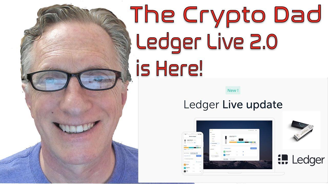 Crypto ledger 2.0